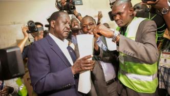 Kenia: Gericht annuliert Präsidentschaftswahl nach Hackingvorwurf