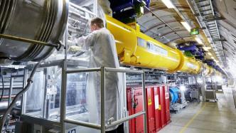 Röntgenlaser European XFEL nimmt Forschungsbetrieb auf