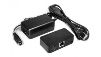 Gigabit-Ethernet-Adapter mit Ladefunktion für iOS-Geräte