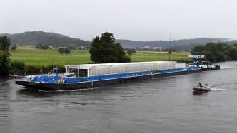 Erneut Atommüll per Schiff unterwegs – Gegner kündigen Proteste an