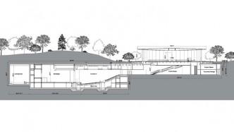 Steve-Jobs-Theater: Drehbarer Fahrstuhl und Ausstellungsfläche hinter Geheimtür