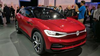 IAA: VW zeigt neue Studie des I.D. Crozz