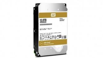 Western Digital bringt heliumgefüllte 12-TByte-Festplatten in den Handel