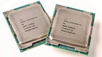 Intel Core i9-7980XE und Core i9-7960X