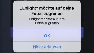 Fotozugriff in iOS