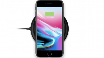 Qi iPhone 8 Mophie