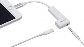 iPhone-Kopfhöreradapter mit Ladefunktion von Amazon