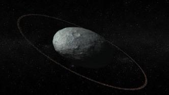 Astronomen entdecken nun auch Ring um Zwergplaneten Haumea