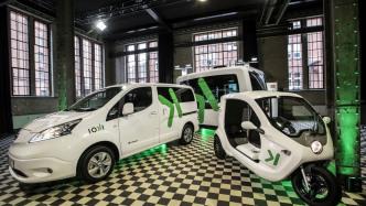 Autonome Autos und Ridesharing: Deutsche Bahn will von Haus zu Haus fahren