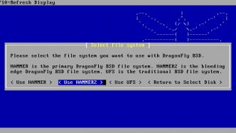 DragonFly BSD 5.0 mit experimentellem HAMMER2 veröffentlicht