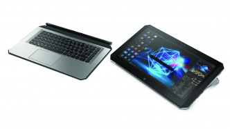 Mobil-Workstation HP ZBook x2: 4K-Touchscreen, 10 Bit, Stift und 10 Stunden Laufzeit