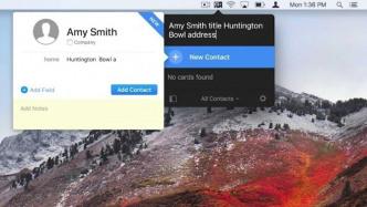 Fantastical-Macher mit Adressbuch-Alternative für den Mac