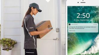 Amazon Key: Smartes Türschloss soll Paketboten reinlassen