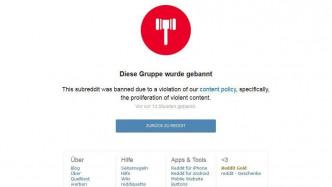 Reddit verschärft Anti-Gewaltregeln