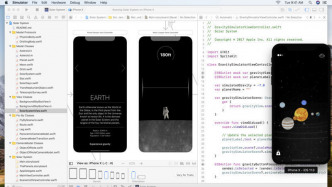 iPhone X: Xcode-Update erlaubt Simulation