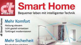c't wissen Smart Home online bestellbar