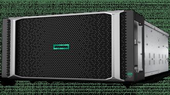 HPE Superdome Flex mit SGIs NUMAlink-Technik