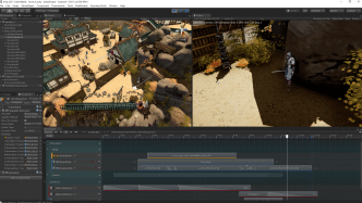 Unity-Engine mit Insomniac-Entwickler zu neuer Höchstleistung