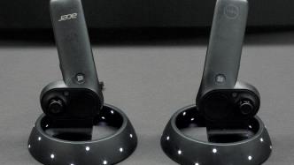 Windows-VR im Vergleichstest: Lenovo leicht, HP im Robocop-Look