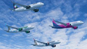 Rekordauftrag für Airbus: Investor bestellt 430 Mittelstreckenjets für 42 Milliarden Euro