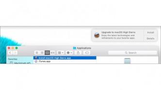 macOS High Sierra: Apple macht Upgrade (zu) einfach