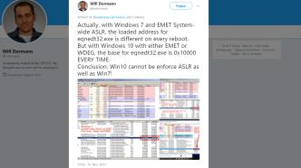 ASLR: Windows-Bug hebelt Teile des Sicherheitsmechanismus aus