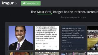 Bilder-Plattform Imgur: Millionen Zugänge in Hack von 2014 gestohlen