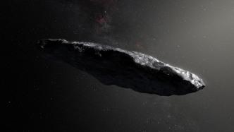 Interstellarer Asteroid ʻOumuamua ist natürliches Objekt, kein Raumschiff