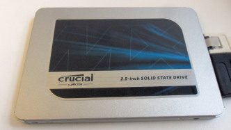 Crucial MX500: Neue SATA-SSD mit 64-Layer-3D-NAND
