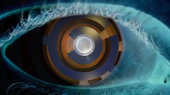 Auge, Künstliche Intelligenz, KI