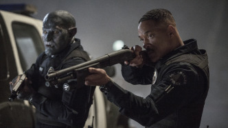 "Netflix-Film ""Bright"": Orksige Weihnachten mit Will Smith"