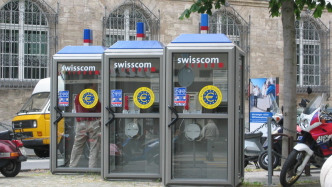 In der Schweiz verschwinden die Telefonzellen
