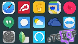 #TGIQF - das Quiz: Welche App war das noch gleich?