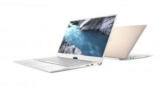 Dell XPS 13: Neuauflage mit weißem Fasergeflecht