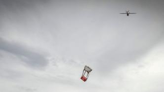 Ruanda: Schon 5500 Blut-Lieferungen per Drohne