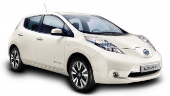 Elektroautos: Nissan liefert 300.000. Leaf aus