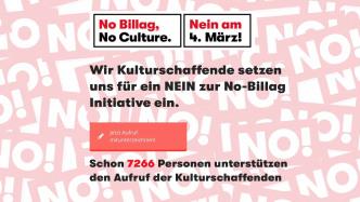 Tausende Künstler in der Schweiz wehren sich gegen mögliche Abschaltung des Schweizer Radio und TV