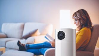 Toshiba Symbio: Smart-Home-Hub mit Alexa und Sicherheits-Kamera