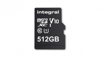 MicroSD-Karte mit einem halben Terabyte