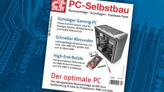 c't wissen PC-Selbstbau jetzt online bestellbar