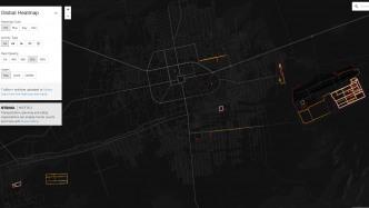 Fitnesstracker: Strava-Aktivitätenkarte legt Militärbasen in aller Welt offen