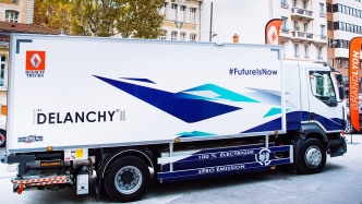 Elektroautos: Renault Trucks will ab 2019 Elektro-Lkw in Serie bauen