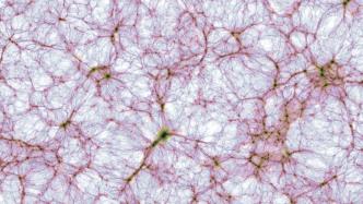 Dank deutschem Supercomuputer: Bislang umfangreichste Simulation der Entstehung des Kosmos