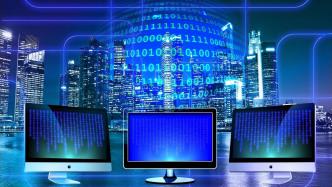 Algorithmen, Automatisierung, KI, Stadt, binär, Daten