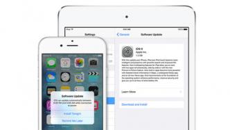 Quellcode aus iOS 9 im Netz