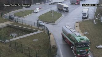 Verkehrsministerium testet WLAN an unbewirtschafteten Autobahn-Parkplätzen