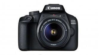 Neue Einsteiger-DSLRs: Canon EOS 4000D und Canon EOS 2000D