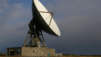 Deep Space: Erste Antenne für kommerzielle Kommunikation mit entfernten Sonden