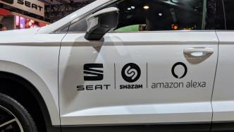 Seat integriert Shazam ins Infotainment-System