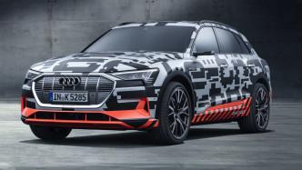 Elektroautos: Vorschau auf Audis erstes vollelektrisches Modell